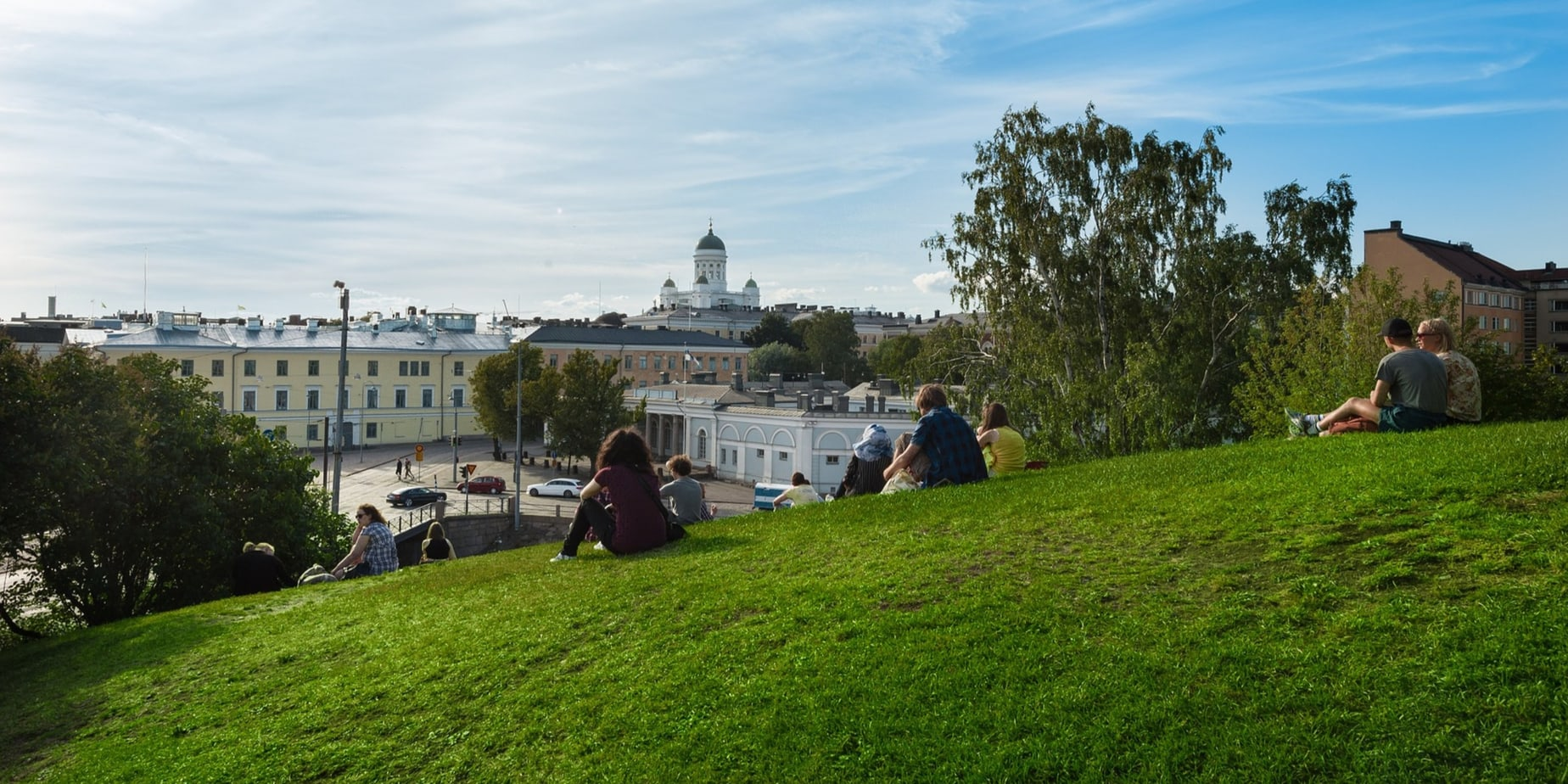 Helsinki nature